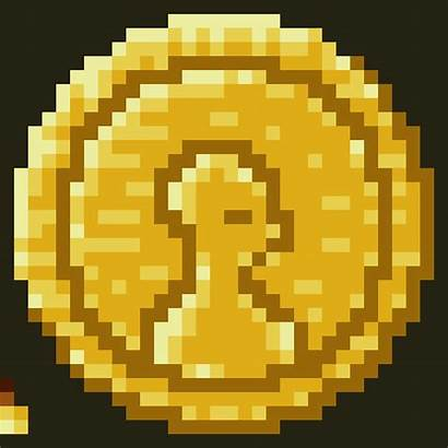 Pixel Coin Newgrounds Animation Piskel Doing While