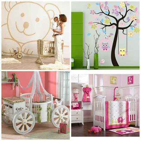 décoration pour chambre bébé deco chambre bebe astuce visuel 2