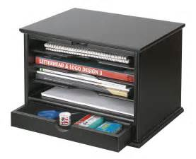 Desk Drawer Organizer For Paper by Decor Paper Tray Organizer Desk Organizers Desk