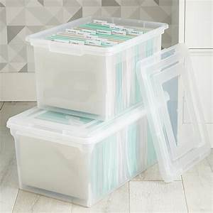 file tote clear stackable file tote box the container With stackable file tote box letter legal size
