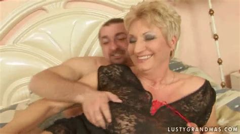 Busty Old Lady Enjoys Hot Sex Porn Tube