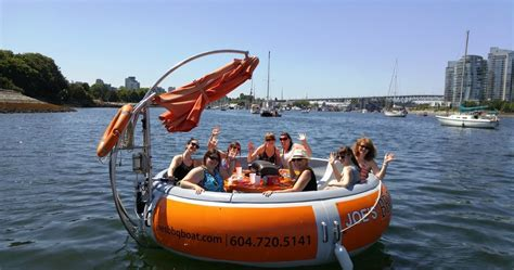 Party Boat Rental Vancouver Bc by Joe S Bbq Boat Rentals An Incredible Bbq Boat Dining