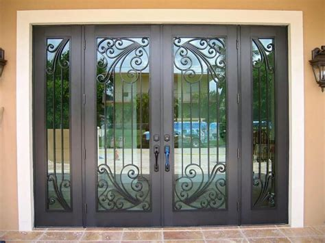 how to select the right impact doors to protect your home