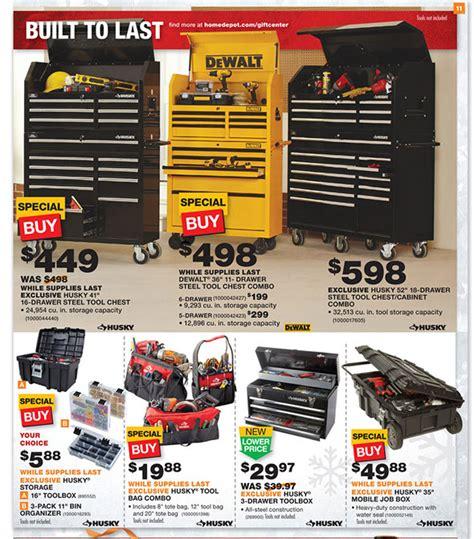 black friday tool cabinet deals home depot black friday 2014 tool deals
