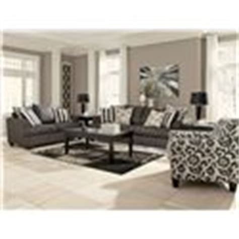 signature design by ashley levon charcoal queen sofa