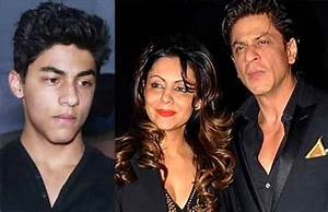 Son Aryan Khan Leaves Parents Shah Rukh Khan-Gauri Khan ...