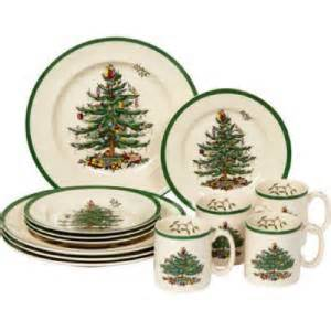 spode christmas tree 12 piece dinnerware set service ad 3490640 addoway