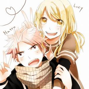 1000+ images about Fairy Tail (Natsu x Lucy) on Pinterest ...