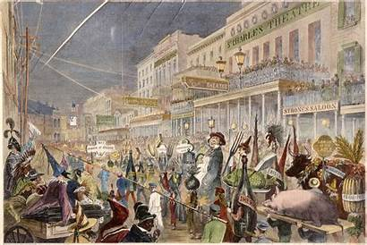 Orleans History Carnival Neworleans Facts 28th Wednesday