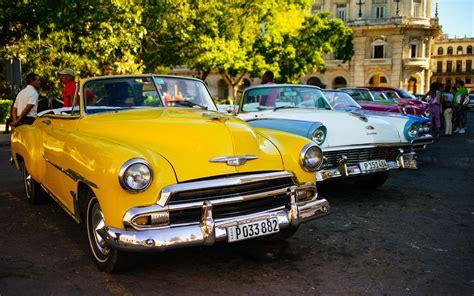 Photos Of Cuba's Classic Cars