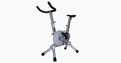 Breakaway Bike Folding Exercise Bike | HiConsumption