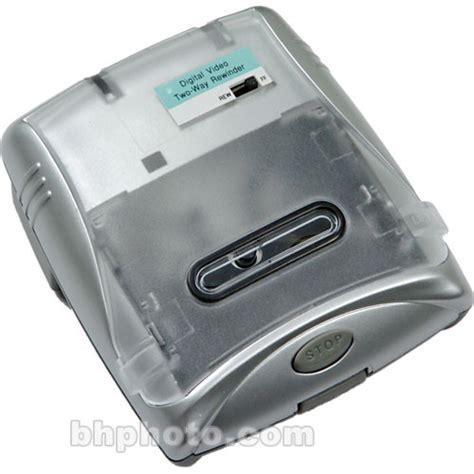minidv cassette impact mini dv cassette rewinder rewdv b h photo