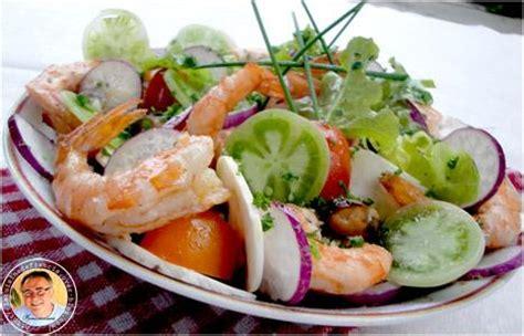 cuisiner l asperge recette salade originale terre et mer 750g