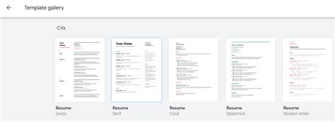 Word Document Simple Resume Format Doc