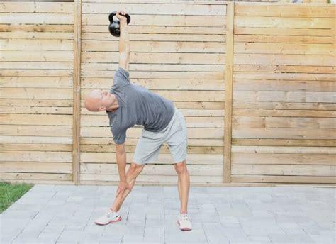 kettlebell exercises ab