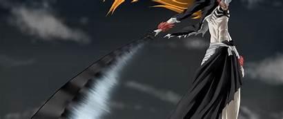Bleach Ichigo Sword Resolution Anime Wallpapers 4k