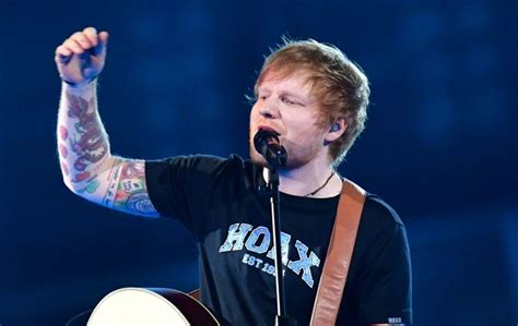 Ed Sheeran Is Inches Away From Making Chart History With