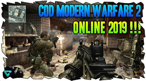 como jugar callof duty modern warfare   multiplayer
