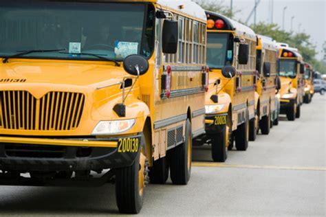 bus idling improvements  air quality school bus idling