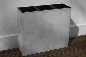 Pflanzen Kübel Beton : pflanzk bel raumteiler elemento aus fiberglas beton design ~ Sanjose-hotels-ca.com Haus und Dekorationen