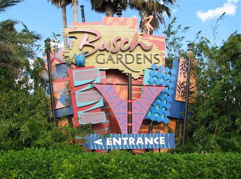 what time does busch gardens open busch gardens ta pictures micechat