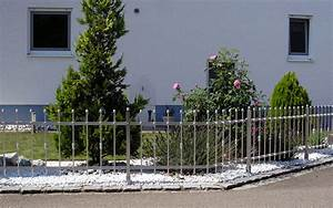 Gartenzaun Günstig Polen : gartenzaun lugano aus metall g nstig vom hersteller ~ Frokenaadalensverden.com Haus und Dekorationen