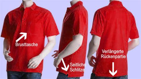 Polo Piqué Dart Shirt Mit Brusttasche Und Seitlichen