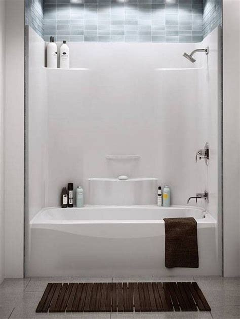 Tub And Shower Units by Bathroom Fiberglass Shower Unit Bathroom