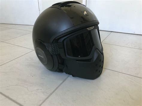 Shark Raw Streetfighter Motorcycle Helmet Size M