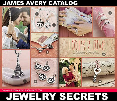 jewelry stores  valentines catalogs jewelry secrets