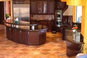 Kitchen kitchen backsplash ideas black granite for Kitchen design black granite countertops
