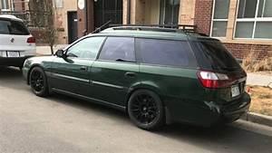 For  16 800  Would This 2000 Subaru Legacy V8 Wagon Make