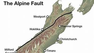 Alpine Fault Earthquake Could Isolate West Coast For Six
