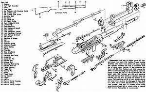 Garand Parts List Help