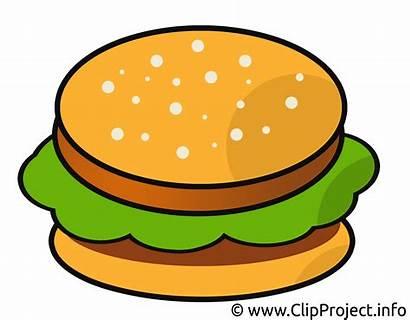 Hamburger Comic Clipart Nourriture Essen Cartoon Nautical