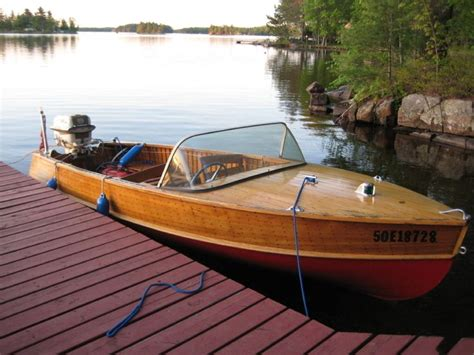 Peterborough Cedar Strip Boats For Sale by Vintage Peterborough Cedarstrip Boats Pinterest