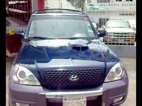 autos usados ecuadorventa  hyundai terracan youtube