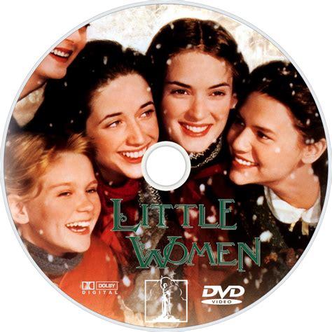 Little Women DVD Label