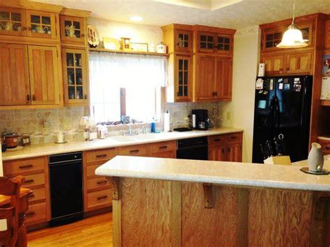 craftsman style kitchen cabinets 45 amazing craftsman style kitchen design ideas 6251