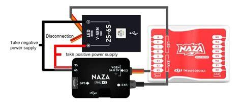 dji released naza   multirotor autopilot system
