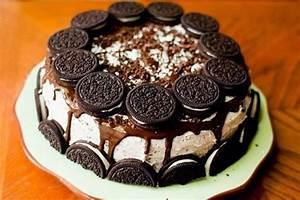 Torta De Oreo Y Chocolate
