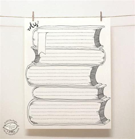 doodle note paper sheets set   unique designs