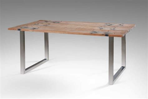 kitchen island legs metal stainless steel table legs creatures home ideas 5094