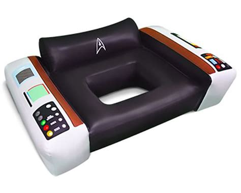 Trek Captains Chair Pool Float by 1000 Ideas About Wars Furniture On