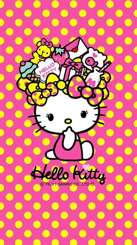 Hello Kitty Livewallpaper 8  Android Apps On Google Play