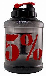 Rich Piana 5  Nutrition Mammoth Mug 2 5l Approx 0 7gal  Red      Exercisejoy Com  Rich