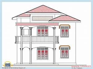 Home Plan Elevation Enter Your Blog Name Here