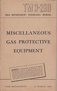 War Deparment  Technical Manual Tm 3