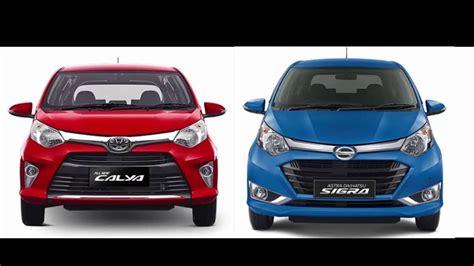 Daihatsu Sigra Hd Picture by Perbandingan Toyota Calya Vs Daihatsu Sigra