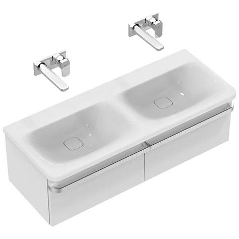 Ideal Standard Tonic Ii Möbeldoppelwaschtisch 121,5 Cm